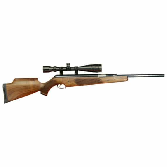 Air Arms Pro Sport Air Rifle - Beech or Walnut / 177 22 & FREE VOUCHER