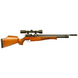 Air Arms S400 Beech / Walnut Air Rifle 177 22 & FREE VOUCHER