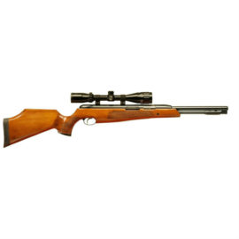 Air Arms TX200 Air Rifle - Full Length / Hunter Carbine /Beech or Walnut / 177 22 & FREE Voucher