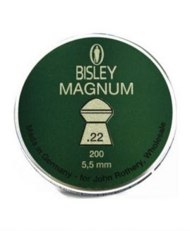 Bisley Magnum Air Rifle Pellets 177 or 22