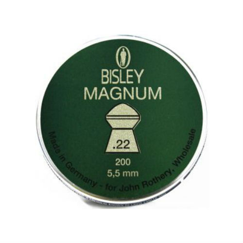 Bisley Magnum Air Rifle Pellets