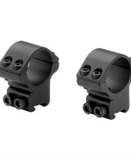 "Bisley Sportsmatch 1"" (25mm) Two Piece Scope Mounts"
