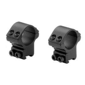 Bisley Sportsmatch 30mm 2 Piece Scope Mounts - Medium & High