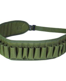Jack Pyke 12g or 20g Cartridge Belt - Hunter Green