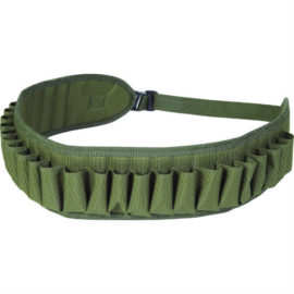 Jack Pyke 12g or 20g Cartridge Belt - Hunter Green or English Oak Evolution