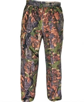 Jack Pyke Hunters English Oak Camo Waterproof Trousers