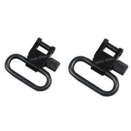Jack Pyke Quick Release Metal Sling Swivels Set - (Pair)