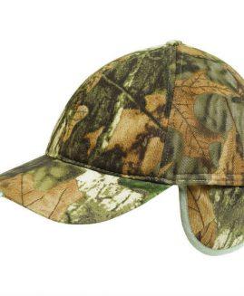 Jack Pyke Camo Wildfowler LED Cap/Hat