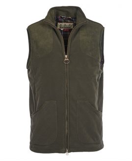 Barbour Mens Dunmoor Fleece Gilet