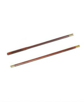 Parker Hale Deluxe 2 Piece Wooden Shotgun Cleaning Rod 12-28g or 410g