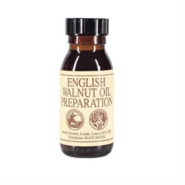 Phillips English Walnut Gun Stock Oil - 60ml