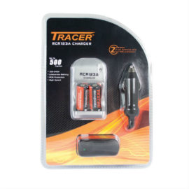 RCR123A Tracer Ledray Battery Charger