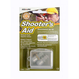 Sonic Shooters Aid Ear Plugs / Defenders