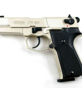 Walther CP88 Nickel .177 C02 Air Pistol