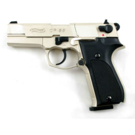 Walther CP88 Nickel c02 177 air pistol