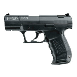 Walther CP99 Black .177 C02 Air Pistol