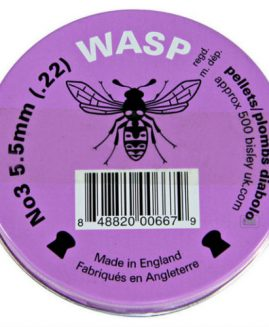 Wasp .22 Air Rifle Pellets 5.5 or 5.6mm
