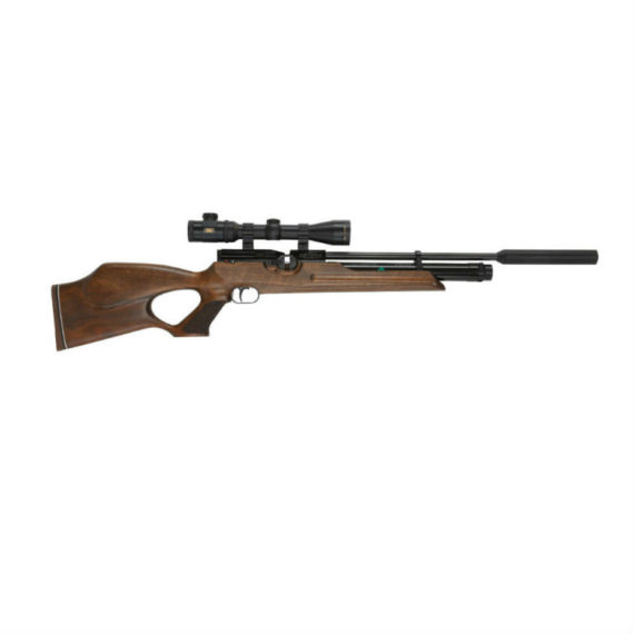 Weihrauch HW100 Thumbhole Air Rifle