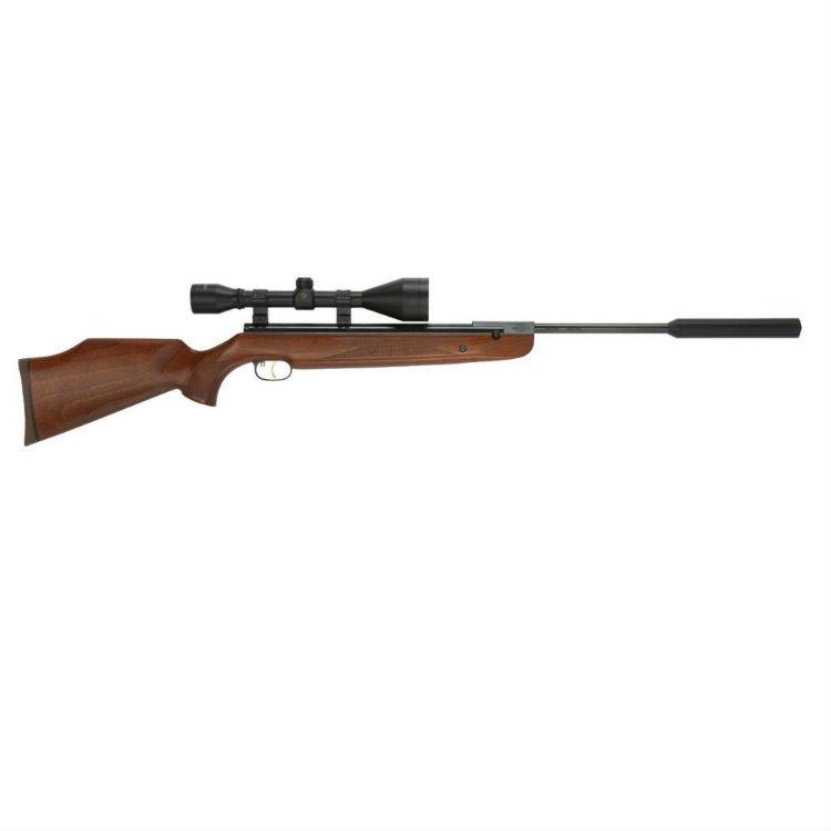 Weihrauch HW95 K Air Rifle and Silencer