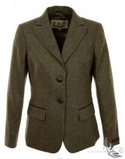 barbour-ladies_-thornton-blazer-olive---1