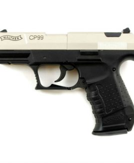 Walther CP99 Nickel .177 C02 Air Pistol