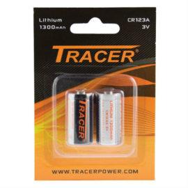 Deben Tracer CR123A Batteries