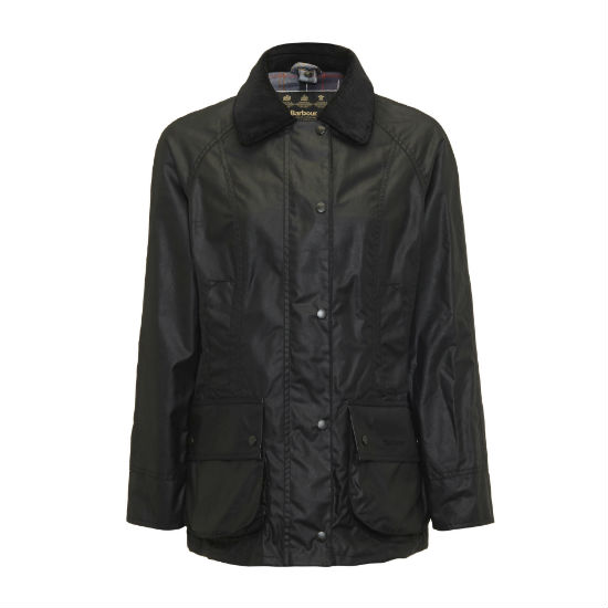 Barbour Beadnell Jacket Black LWX0051BK11