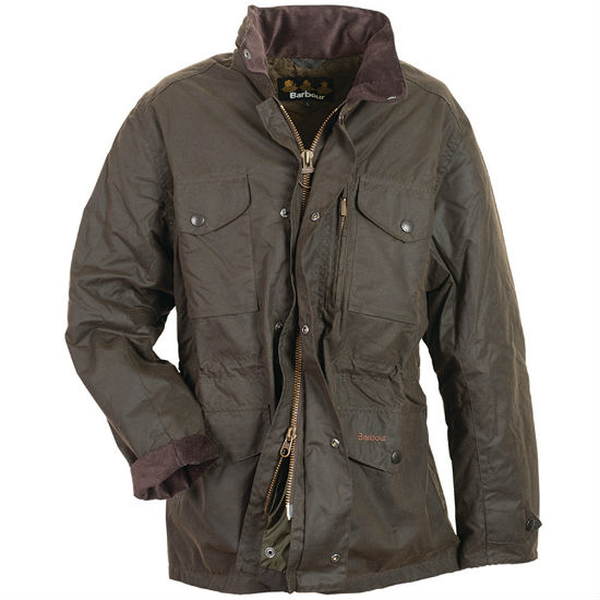 MWX0020 Barbour Sapper Jacket