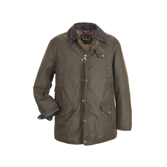 barbour men's martindale wax jacket