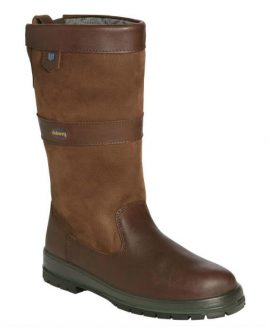 Dubarry Kildare Waterproof Boots & Free Tube of Leather Cream