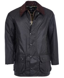 Barbour Beaufort Waxed Jacket - Sage