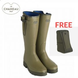 Le Chameau Neoprene Wellington Boots - Vierzonord