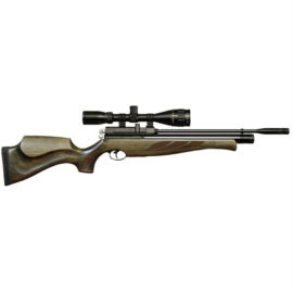 Air Arms S410 Superlite Hunter Green Air Rifle