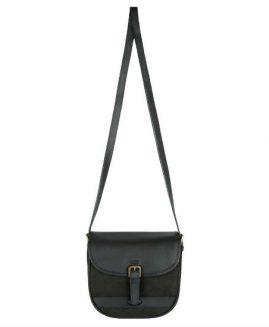 Dubarry Clara Leather Saddle Style Shoulder Bag