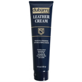Dubarry Leather Boot Cream