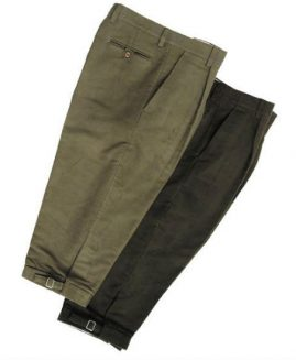 Hoggs of Fife Moleskin Breeks