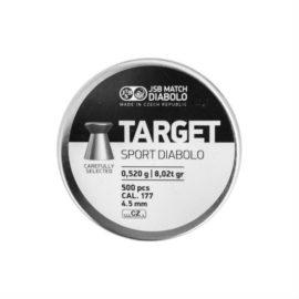 JSB Target Sport Diabolo Air Rifle Pellets