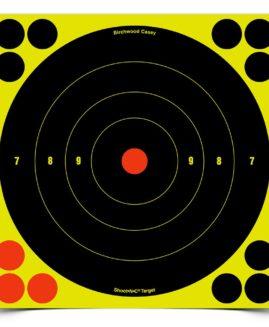 """Birchwood Casey Shoot n C 8"""" Targets 6 Pack"""