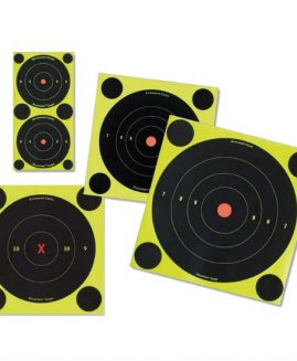 "Birchwood Casey Shoot n C 8"" Targets 6 Pack"