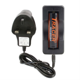Single Battery Charger For Tracer 18650 Batteries