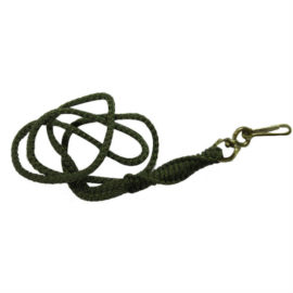 Bisley Twisted Lanyard