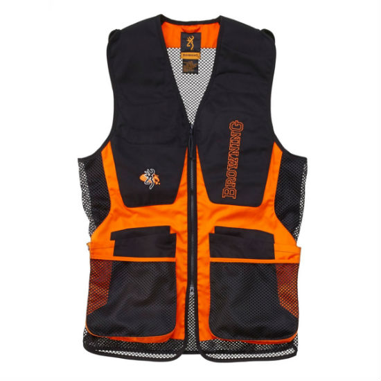 Browning Claybuster Shooting Vest Countryway Gunshop