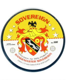 Daystate Rangemaster Sovereign .177 Air Rifle Pellets