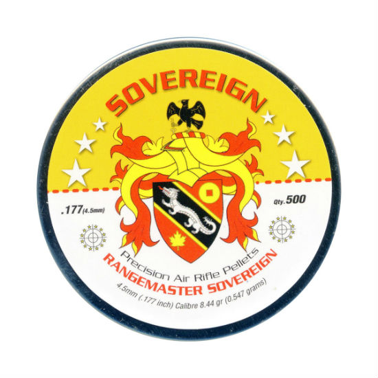 Daystate Sovereign 177 air rifle pellets