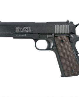 Swiss Arms 1911 CO2 .177 BB Blowback Pistol