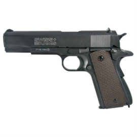 Swiss Arms 1911 CO2 177 BB Pistol