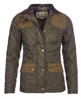 Barbour Ladies Iris Quilt Jacket