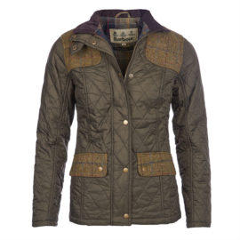 Barbour Ladies Iris Quilt Jacket