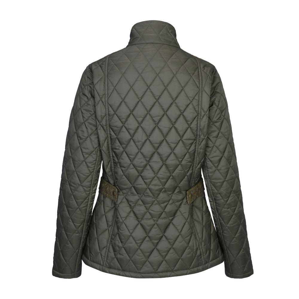 e4676478ea204 Barbour Ladies Iris Quilt Jacket   Countryway Gunshop