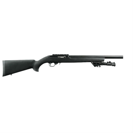 Ruger 10/22 Target Tactical Threaded Rifle